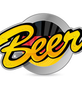 "icon that says ""beer"""