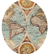 picture of antique map