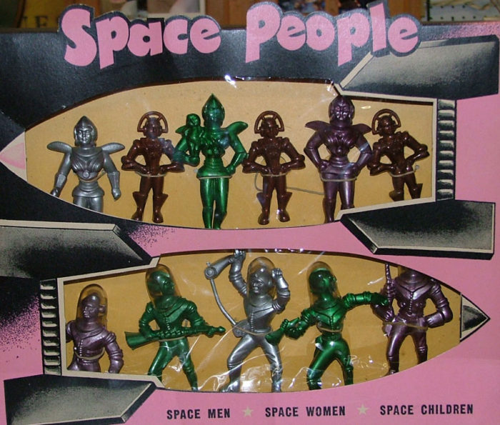 fun Space People by Archer Toys at Bahoukas