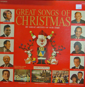 Christmas Albums and more available at Bahoukas.