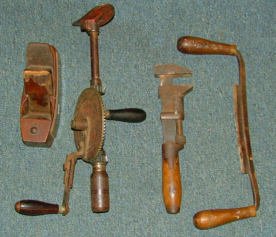 Vintage tools - early 30s - Bahouks