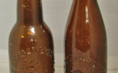 #14 – very collectible Maryland Breweries beer bottles