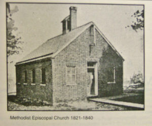 In 1991 the United Methodist Church Celebrated 200 years!