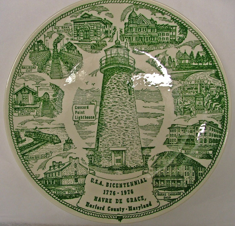 Havre de Grace Celebrates Nation's Bicentennial - Bahoukas