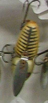 Heddon Bug - at Bahoukas