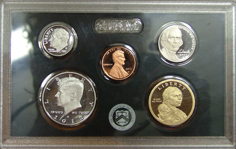 US Mint Proof Sets - coins - available at Bahoukas in Havre de Grace