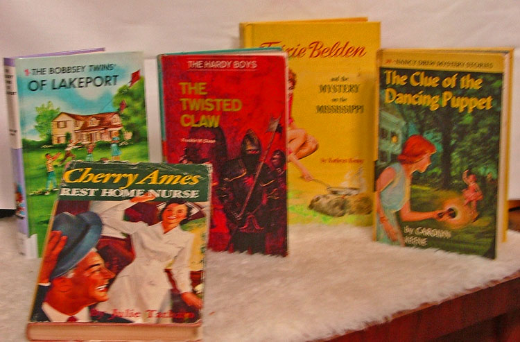 Children's Classic books - assortment available at Bahoukas
