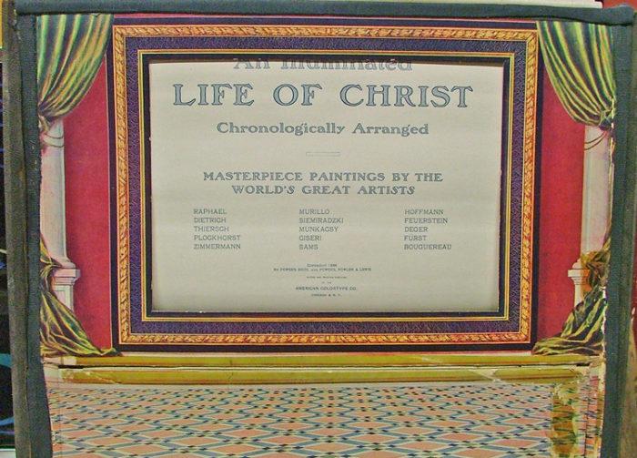 Beautiful teaching - An Illuminated Life of Christ