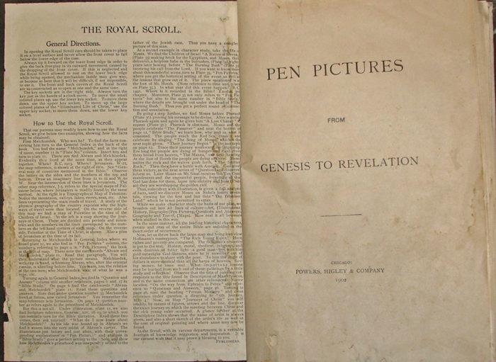 The Royal Scroll