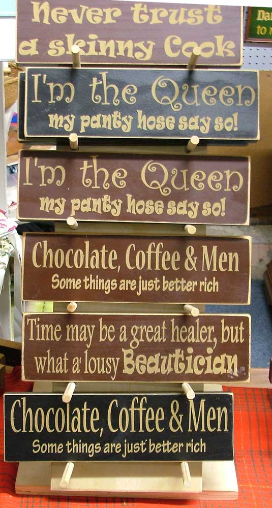 Signs for decorating your home at Bahoukas
