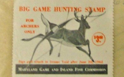 Hunting Stamps – Maryland-Harford County