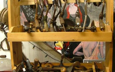 Old Antique Tools Can Be Your Best Asset