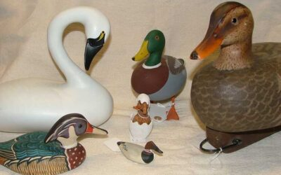 Beautiful Decoys in All Sizes