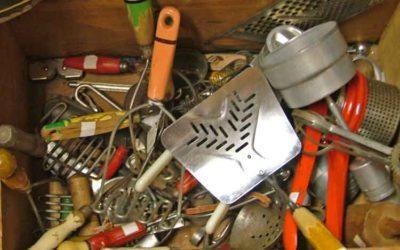 Recycle-Repurpose-Kitchen Utensils