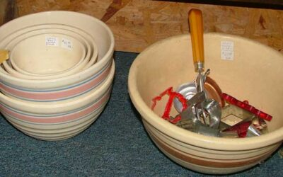 Mixing Bowls Survive the Test of Time