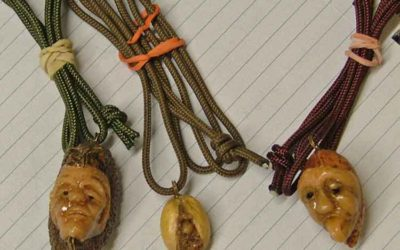 Crazy Nutz – a perfect Monday morning jewelry