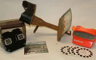 Stereoscopes to Virtual Reality