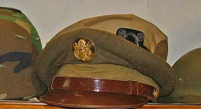 Military Hats – WWI to present day