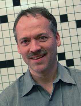 Will Shortz - National Public Radio's (NPR's) puzzle master
