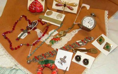 Day 12 – Bracelets & Watches & Tie Tacks… oh my