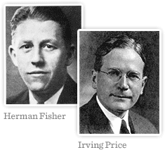 founders of Fisher-Price Toys
