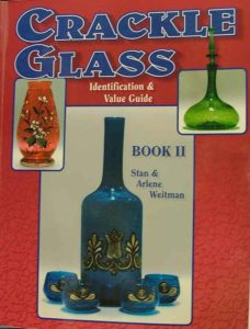 Cover of book CRACKLE GLASS by Weitman
