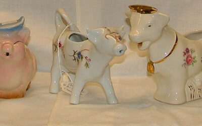 Collectible Creamers