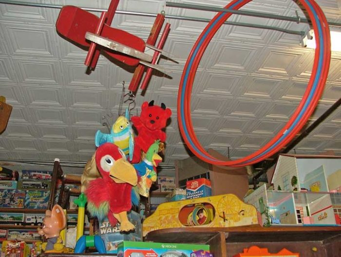 Toys for inside and out, games - all for kids and family at Bahoukas in Havre de Grace, MD