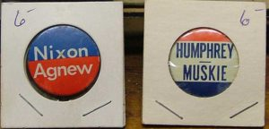 Nixon vs Humprey - Threading the Needle