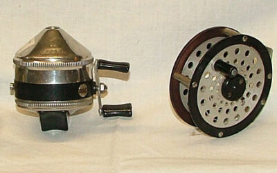 Collecting Fishing Reels