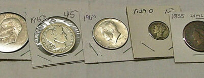 A Nickel's Just 5 Cents – Right?
