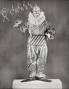 Clarabell the Clown from the Howdy Doody Show