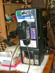 Do you remember Pay Phones!