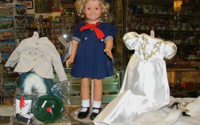 Shirley Temple 16″ doll by Danbury Mint