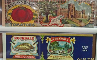Art, History, and Canning Labels