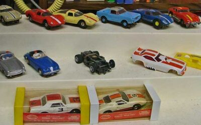 Collect Slot Cars?