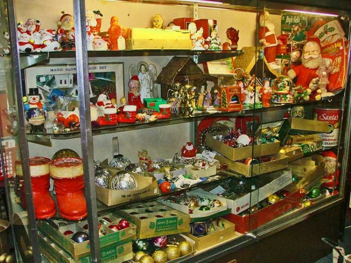 Beautiful ornaments and decorations for your special holiday available at Bahoukas.