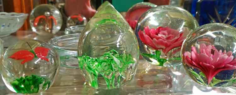 beautiful paperweights to add a splash of color, Havre de Grace, MD