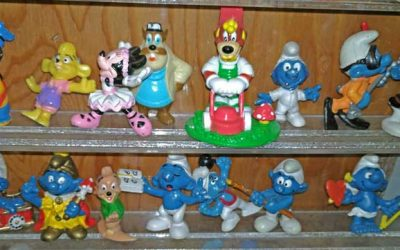 Flix and Smurfs!