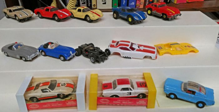 Slot Cars at Bahoukas in Havre de Grace