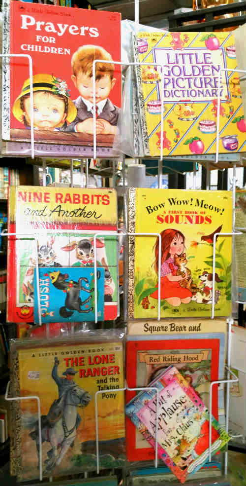 More great books for the young reader at Bahoukas in Havre de Grace