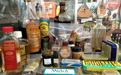 Collectible Medical Tins & Bottles