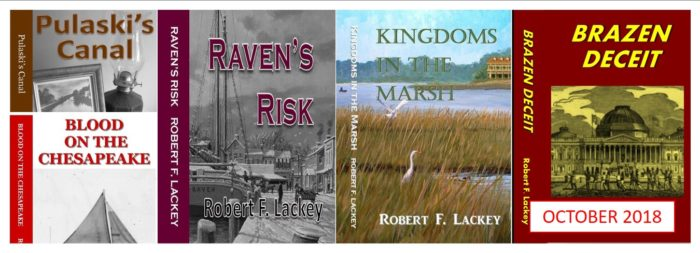 Pulaski Saga by RF Lackey