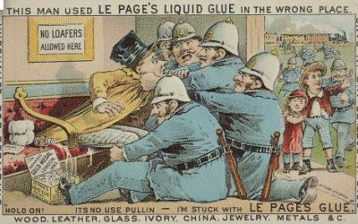 LePage Mucilage (glue)