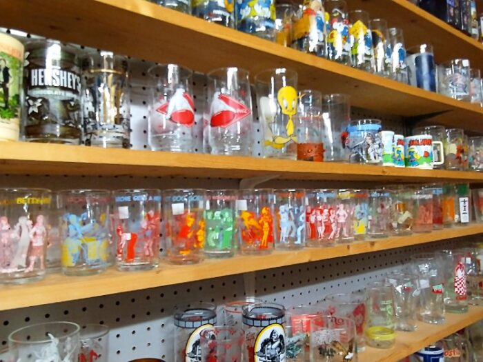 Character Glasses Collections at Bahoukas in Havre de Grace