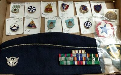 Military DUI, Patches, and more