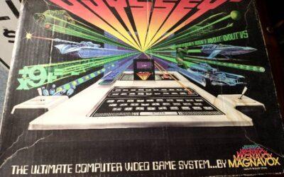 Odyssey 2 Video Game System
