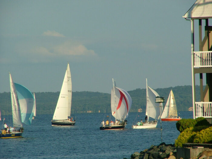 Thursday Night Sailboat Races in Havre de Grace, MD