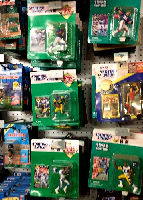 Starting Lineup Action Figures