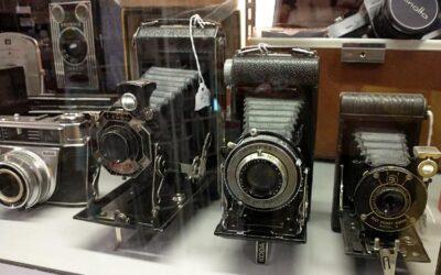 """Cheese,"" Pinholes, and Cameras"